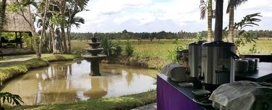 Restaurant Outbound Di Ubud Camp Bali P5