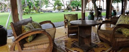 Gathering Bali Taman Bhagawan Nusa Dua Kursi Antik
