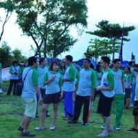 Lokasi Outbound di Tepi Danau Batur Kintamani Bali