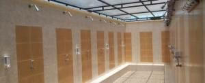 Paket Adventure Bali Camping & Rafting Ubud Camp - Shower Room