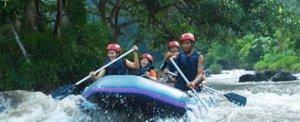 Paket Outing Perusahaan di Bali - Rafting