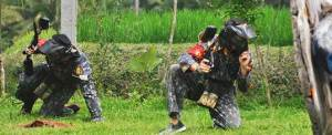 Paket Wisata Adventure Di Bali - Paintball Hide