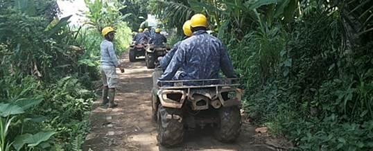 ATV Di Bali Pertiwi - PT JAS Go