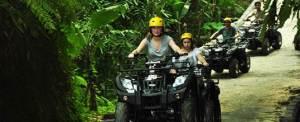 ATV Quad Di Bali Pertiwi Adventure 9