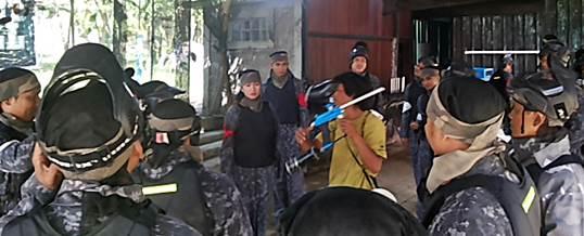 Paintball & ATV di Bali Pertiwi – PT. Jasa Angkasa Semesta