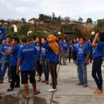 Outbound di Bali Lokasi Kintamani XL Axiata 041215 03