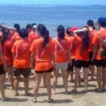 Outbound di Bali - The Susshi Bar 06