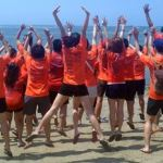 Outbound di Bali - The Susshi Bar 08