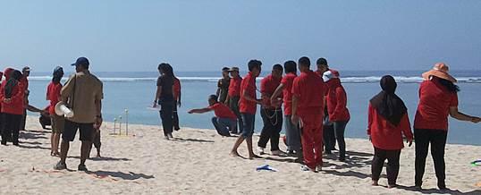Team Building Bali KPPN