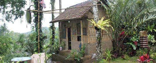 Offroad Bali Rumah Di Dalam Hutan - GGA1