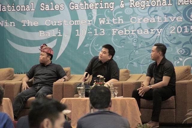 Outbound Bali Meeting Lintas Arta 3