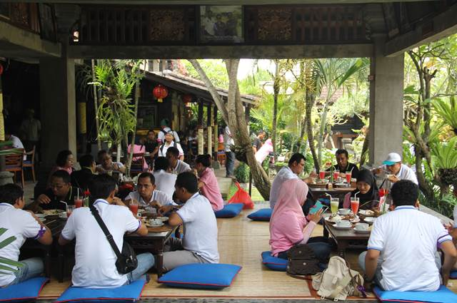 Outbound Di Bali Amazing Race Lintasarta 20