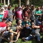 Foto Sesion Outbound Bali WWF