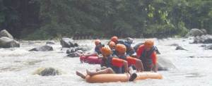 Tubing Ayung River BGSA