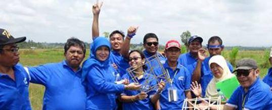 Bali Outbound Ubud Camp Bongkasa Klatkat Jadi ON2015
