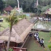 Outbound di Bali - Tirta Yasa Mambal Camp
