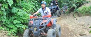 Outbound di Bali Agro Puncak ATV Ride