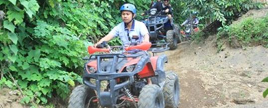 Outbound di Bali Agro Puncak ATV Ride