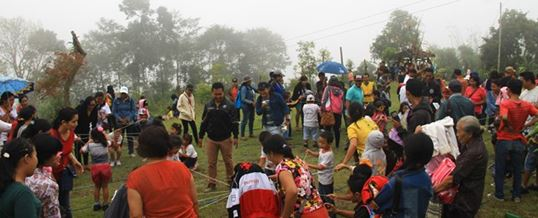 Outbound di Bali Agro Puncak Family Gathering