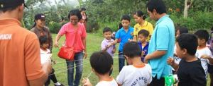 Outbound di Bali Agro Puncak Outbound Anak-anak