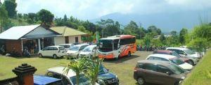 Outbound di Bali Agro Puncak Parkir Area