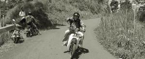 Outing Bali Dengan Tema 70an - Motor C 70