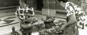 Peserta Outing Bali Makan Siang - Nuansa 70 Desa Bongkasa