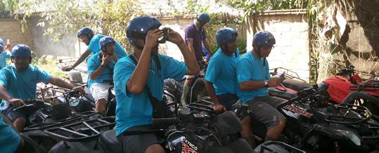 ATV Bali Indonesia Power Yogyakarta