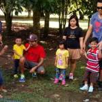 Family Outbound - Bullseye - Kebun Raya Bedugul 2
