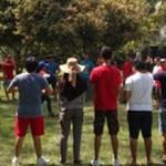 Family Outbound - Bullseye - Kebun Raya Bedugul 4