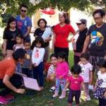 Family Outbound - Bullseye - Kebun Raya Bedugul 9