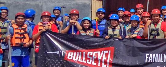 Family Outbound di Bali Ke-2 Bullseye 2