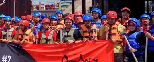 Family Outbound di Bali Ke-2 Bullseye 4