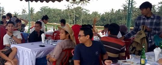 Family Outbound di Bali Ke-2 Bullseye 8