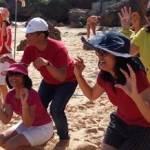 Fun Team Building - HSBC Jakarta - Pantai Padang Padang Bali 5