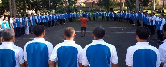 Outbound & Rafting Dinas Pagadaian Bali & NTT