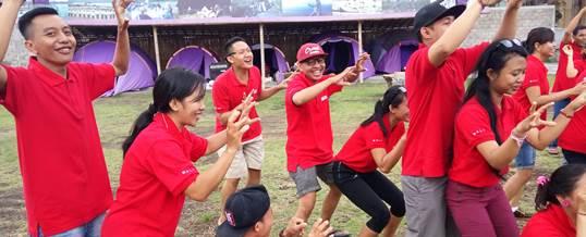 Outbound di Bali Ace Hardwere - Toya Devasya - 0429022016