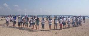 Outbound di Bali Tema Cooking Competition - Ice Breaking CTBC Bank