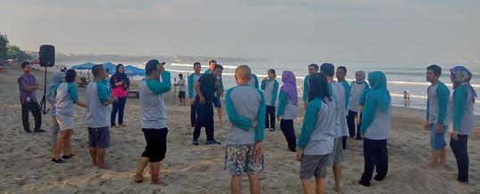 Outbound di Bali Transforming Human Resource 01