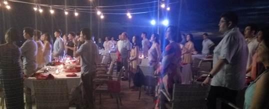 Splash EO Jakarta - Khwon Family Gathering Gala Dinner 010716