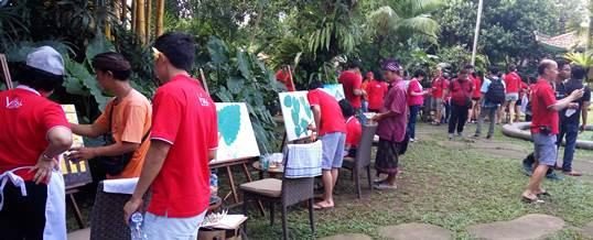 Splash EO Jakarta - Khwon Family Gathering Melukis010716