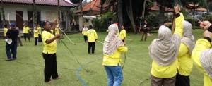 Outbound di Candi Kuning Bedugul, Bali - SDN Kota Kulon 1 Garut 712072016
