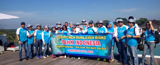 Outbound di Bali Bank Indonesia Tema Amazing Race Feature 1803171