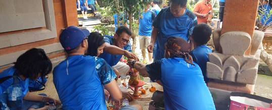Outbound di Bali - PT Horizon Perdana International 1611201607