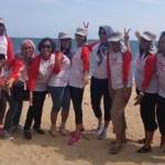 Outbound di Bali - Pantai Mertasari Sanur - International Finance Corporation 911161