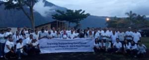 Outbound di Toya Devasya Bali- Bank Mandiri Kanwil Denpasar 2511201610