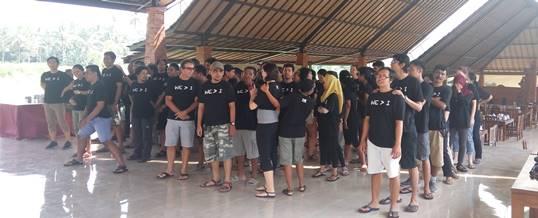 Outbund Bali Indoor Fun Team Building - Kopernik - Ice Breaking 1612164