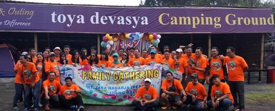 Bali Family Gathering - Foto Sesi - Jasa Raharja Cabang Bali