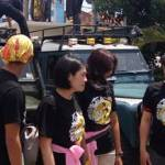 Konsep Outbound di Bali Land Rover Amazing Race - Exclusive Networks & F5 - Foto