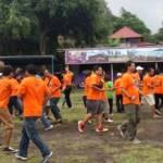 Paket Family Gathering Bali - Ice Breaking Halilintar - Jasa Raharja Cabang Bali